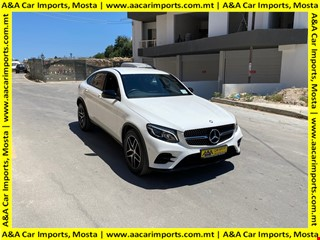 2017/'18 | MERCEDES-BENZ GLC 220d 2.1 AUTO *AMG LINE 4MATIC COUPE* | TOP SPEC. | LIKE NEW!