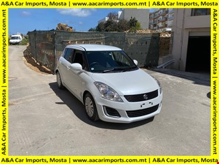 SWIFT 'FACELIFT MODEL' | 2014/'15 | *DJE* + TOP SPEC. MODEL | LOW KM | LIKE NEW - BARGAIN PRICE!