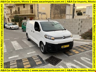 2016/'17 | CITROEN DISPATCH 'NEWEST SHAPE' | *ENTERPRISE* | PLY LINED | FULL EXTRAS | LOW MILES | LIKE NEW