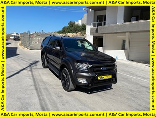 2017/'18 | FORD RANGER *Wildtrak* | AUTOMATIC | **RAPTOR STYLING** | TOP OF THE RANGE MODEL | LIKE NEW