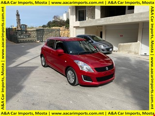 SWIFT 'FACELIFT MODEL' | 2015/'16 | *DJE Model* | TOP SPEC. | 19,000KM ONLY | LIKE NEW - BARGAIN!