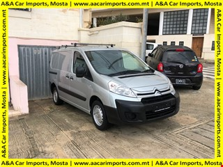 2015/'16 | CITROEN DISPATCH *ENTERPRISE* | PLY LINED | FULL EXTRAS | LOW MILES | LIKE NEW