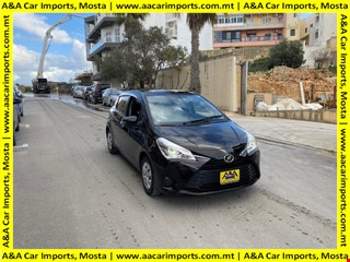 VITZ *NEWEST SHAPE* | 2018/'19 | 'TOP SPEC.' | LOW KM | 13 PETROL | RARE DARK INTERIOR | NEW CAR!