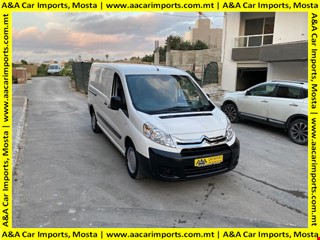 2016/'17 | CITROEN DISPATCH L2 *ENTERPRISE* | PLY LINED | FULL EXTRAS | LOW MILES | LIKE NEW