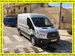 2015/'16 | FORD TRANSIT L2 H2 *TREND* | TOP OF THE RANGE MODEL | LOW MILES | LIKE NEW